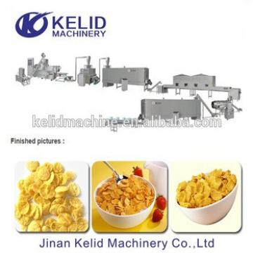 high quality automatic Bulk breakfast cereal machine