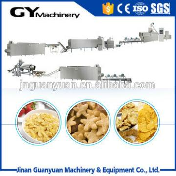 China Automatic Breakfast Machine Making Corn Flakes