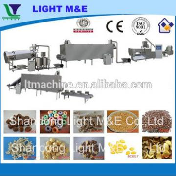 Breakfast Cereal Extruding Equipment Process Line