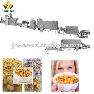 Hot sale chips snack machine breakfast cereal maker