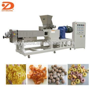 Jinan corn flakes production machine price
