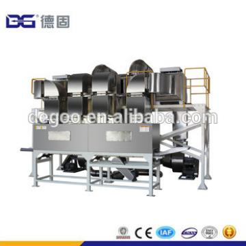 300-500kg/h Extruded Crunchy Cornflake Making Machine Frosted Toasted Corn Flakes Manufacturing Equipment