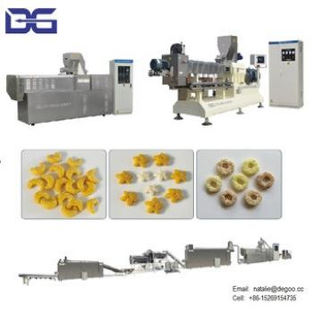 Crispy toasted corn flakes production line ,corn flakes machine