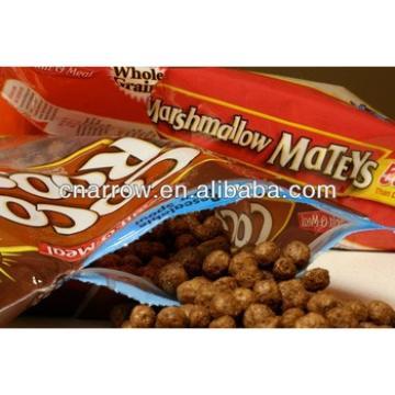 crispy chocolate snacks machine