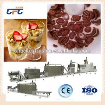 breakfast cereal corn flakes/corn flake/rice flakes machinery