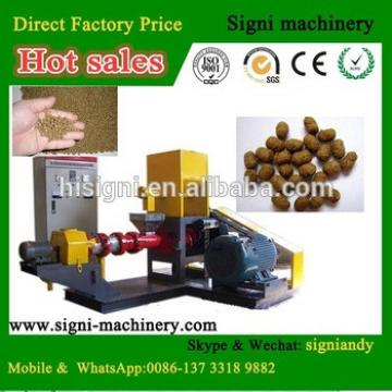 Animal feed production machine/making machine feed/animals feed extruder machinery