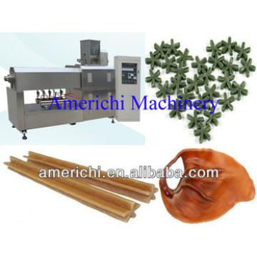 Animal dog food pet treats making machine