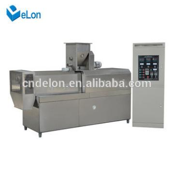 Puffed corn snacks food extruder production line for sale/ good use corn extruder for both kids and adults