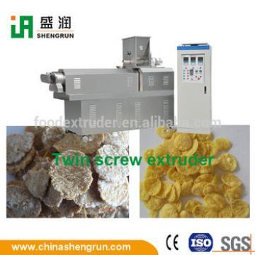small capacity corn flakes making machine 70-120kg/h