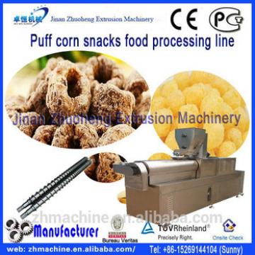 China wholesale merchandise puffed corn snacks machine