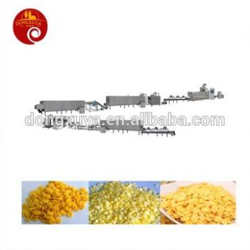 Automatic Breakfast Cereal-Corn Flakes Extruder Machine