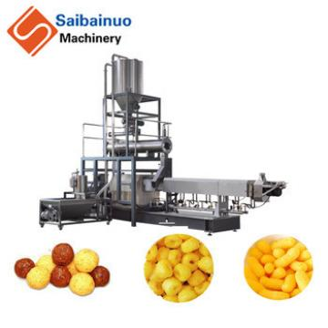 high quality corn maize flakes breakfast cereals production line with good