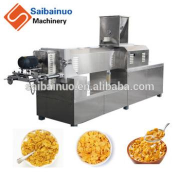 corn flake machine breakfast processing equipment