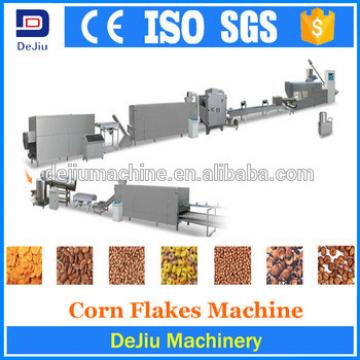 Breakfast cereal Corn flakes making machines for sale