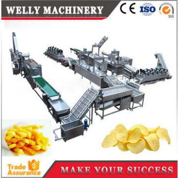 pringles potato chips machine/ sweet potato chips maker