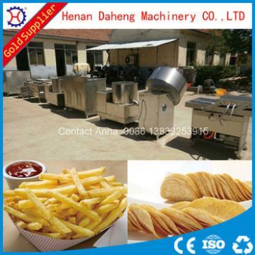 factory sell small scale pringle potato chip making machine