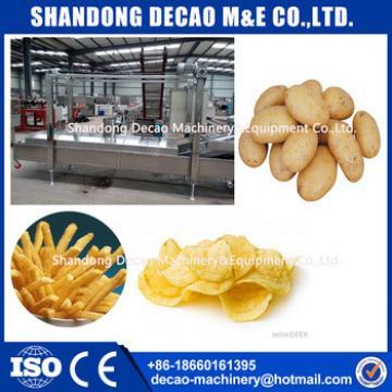 freezing machine to make potato chips