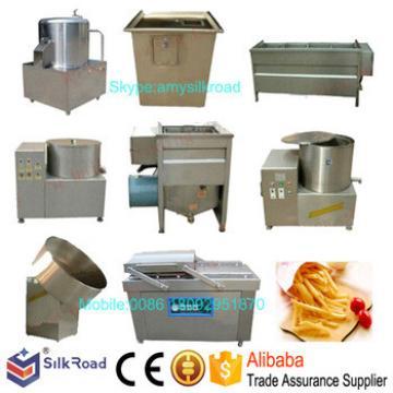 Semi-automatic pringle potato chip making machine