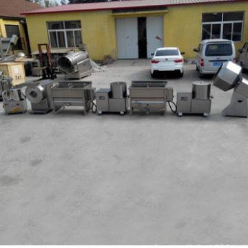small scale french fries process machine, french fries process line