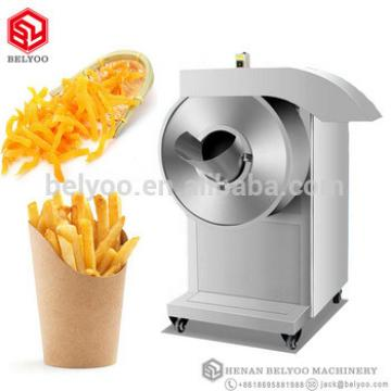 machine for frozen french/electric potato processing machine/frozen french fries production line