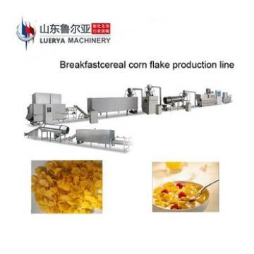 Factory Direct Sale twin screw extruder corn puffs snacks machines