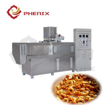 nutrition cocoa puffs breakfase cereal food extruder machine line