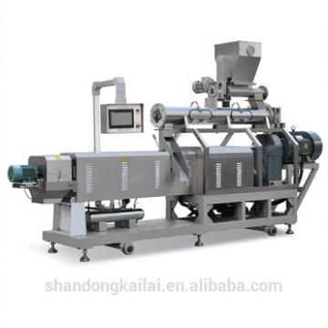 Popular and hot selling dog chewing food making machine