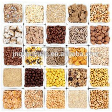 Breakfast cereal process line/ grain process machine