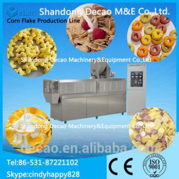 China manufacturer Corn Flakes Production Process