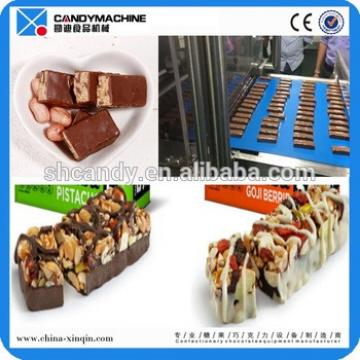 Muesli/Cereal Chocolate Bar Making Machine