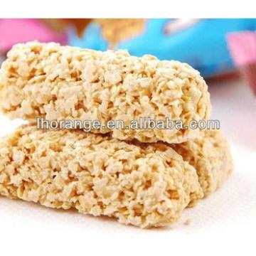 Most popular Automatic Oatmeal chocolate cereal Chocolate granola muesli crunchy bar production line