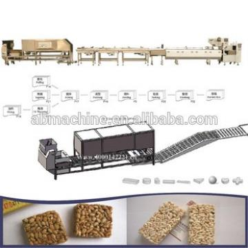 peanut candy making machine granola bar making machine