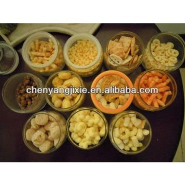 Fully CY Automatic extruded cheese ball snack food processing machinery/production line