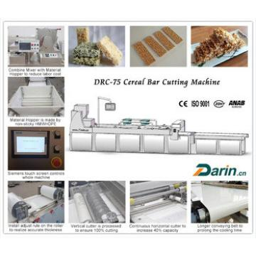 Best price oats nuts cereal bar moulding machine/candy cutting machine/soft candy cutting machine