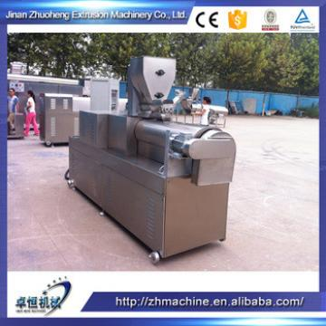 Puffed food machine Breakfast Cereals Corn Flakes making machinery