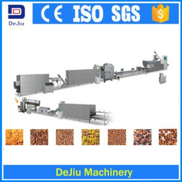 Semi automactic popcorn production line / snack food processing line / corn snack machine