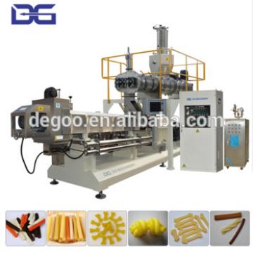 Automatic Dog Dental Treats Pet Tasty Bites Cheesy Nibbles Food Extruding Machinery Production Process Equipment