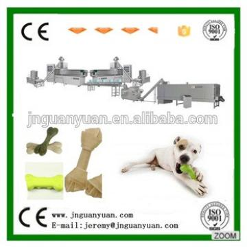 HOT selling Pet Chewing / Pet Treats Food Machine / pet food extruder machine