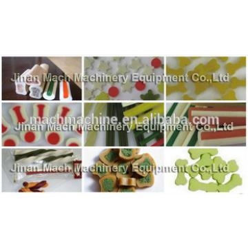 Automatic dental dog food making plant, dog food machines