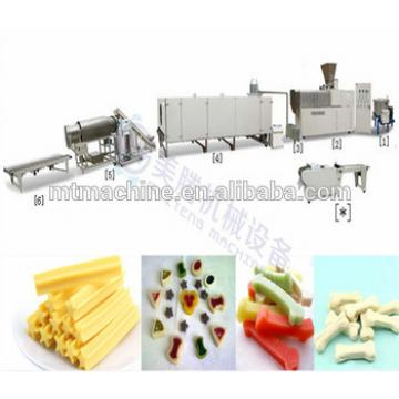 pet chews food processing line/dog food machine