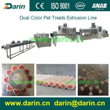 Manufactuer of pet treats dental snacsk extruder machine, agent needed.