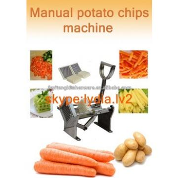Manual French Fries Machine/Potato Chips Making Machine