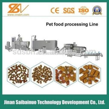 Hot selling extruded 500kg/h animal feed machine