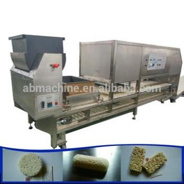 candy forming machine energy bars machine granola bar machine