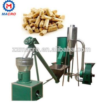 Animal Feed Pellet Machinery / Dog Food Making Production Line