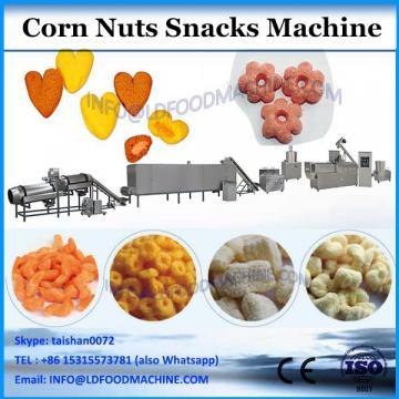 puffed corn snacks machine/nuts opening machine