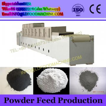 Chemical / mineral / fertilizer powder auger feeding double roller hydraulic compact hydraulic press