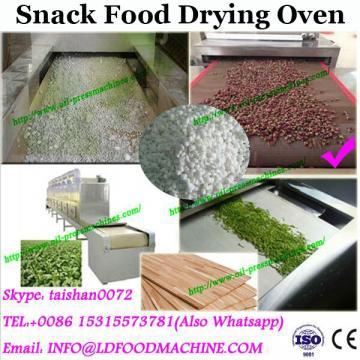 New microwave moringa leaf drying oven