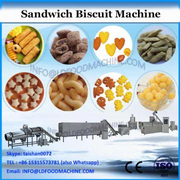 Small biscuit making machine with conveyor automatic