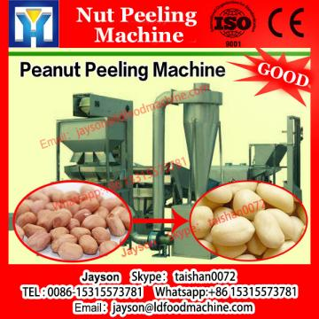 Easy Operate Pine Nuts Peeling Machine / Peanut Peeler